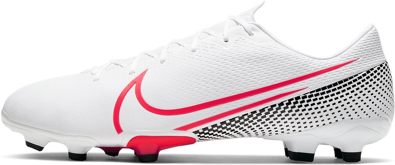 Kopačky Nike VAPOR 13 ACADEMY FG/MG bílá