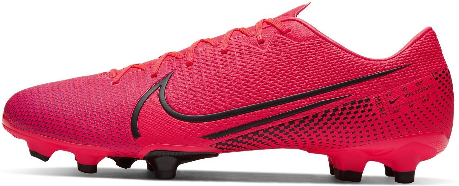 Kopačky Nike VAPOR 13 ACADEMY FG/MG červená