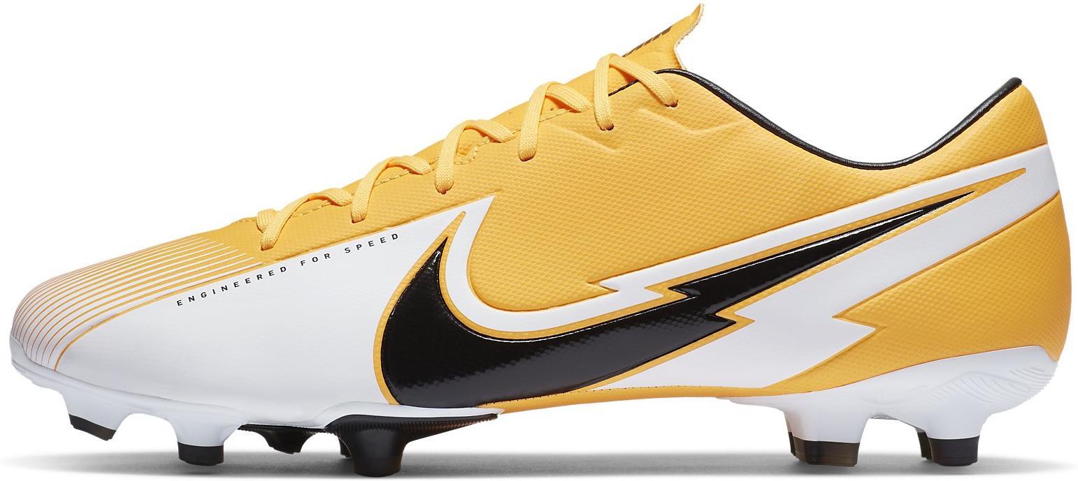 Kopačky Nike VAPOR 13 ACADEMY FG/MG oranžová