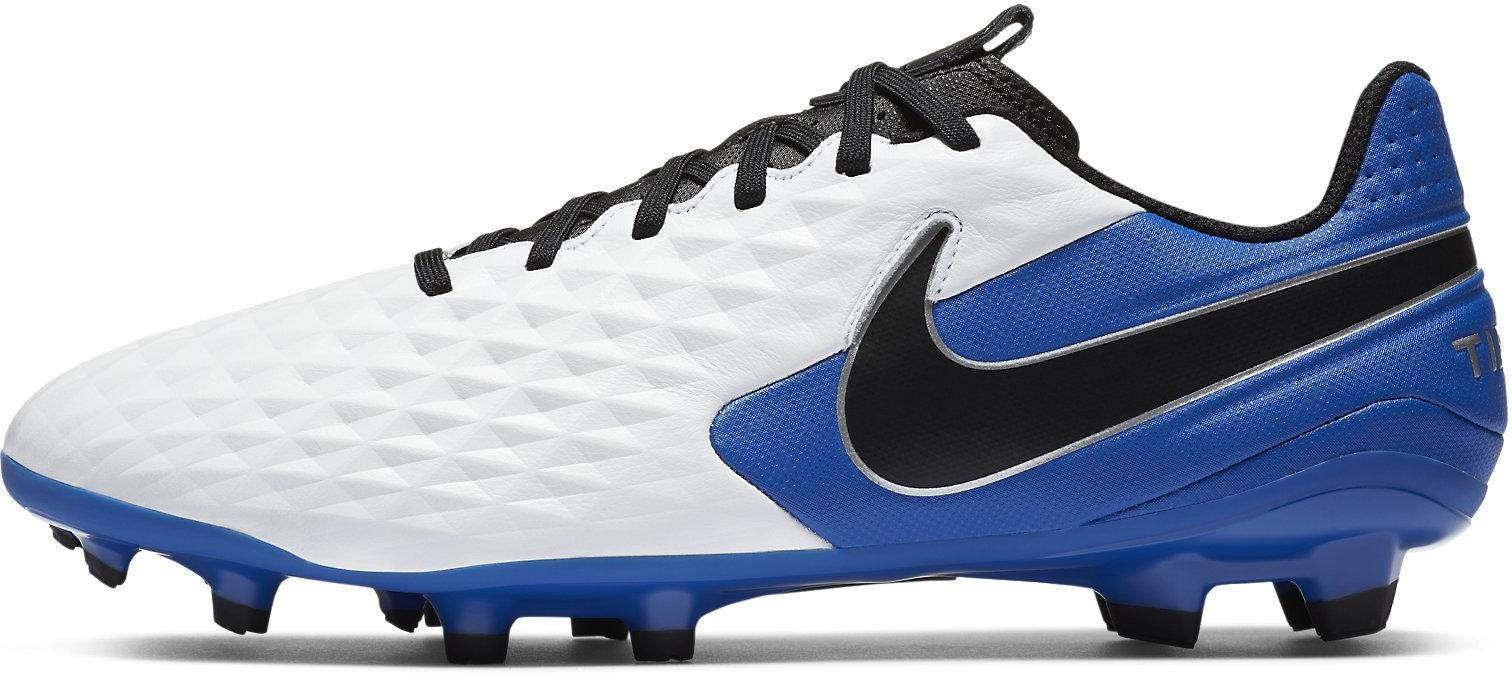 Kopačky Nike LEGEND 8 ACADEMY FG/MG bílá