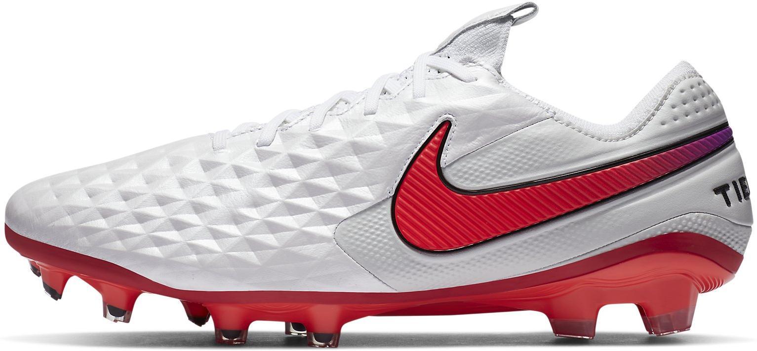 Kopačky Nike LEGEND 8 ELITE FG bílá