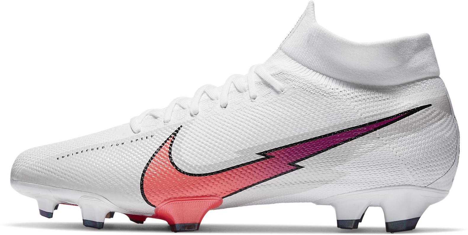 Kopačky Nike SUPERFLY 7 PRO FG bílá