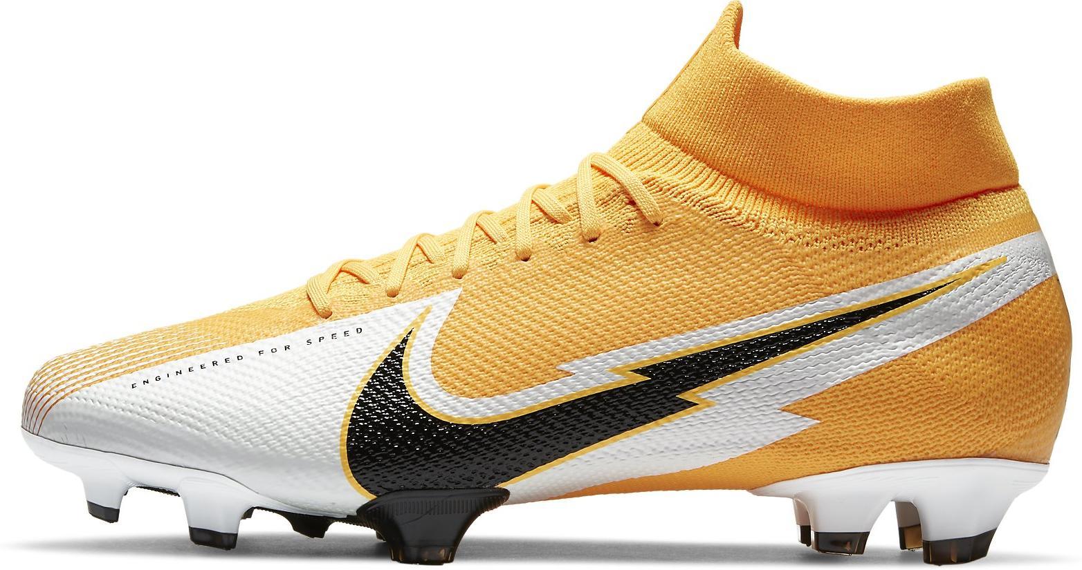 Kopačky Nike SUPERFLY 7 PRO FG oranžová