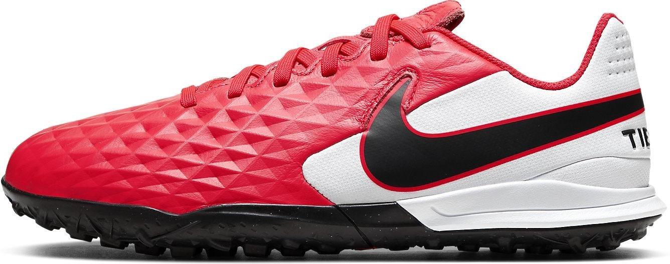 Kopačky Nike JR LEGEND 8 ACADEMY TF červená