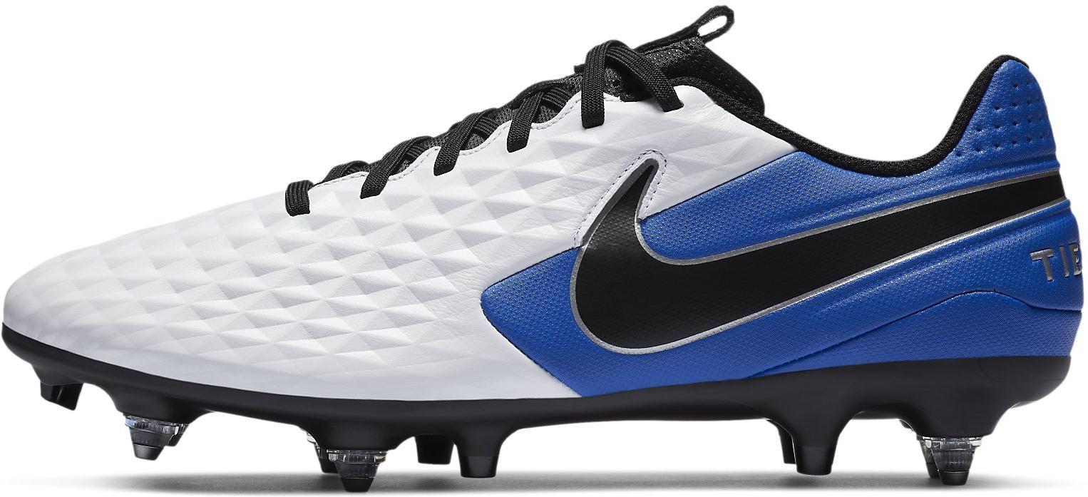 Kopačky Nike LEGEND 8 ACADEMY SG-PRO AC modrá