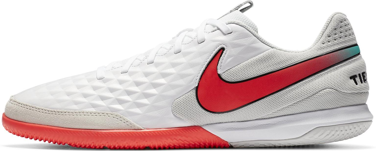 Sálovky Nike LEGEND 8 ACADEMY IC bílá