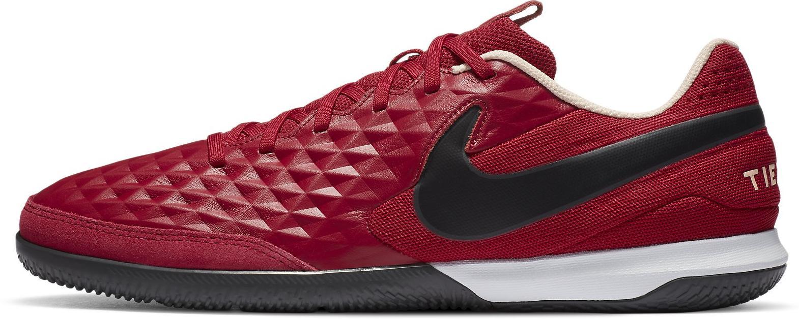 Sálovky Nike LEGEND 8 ACADEMY IC vínová