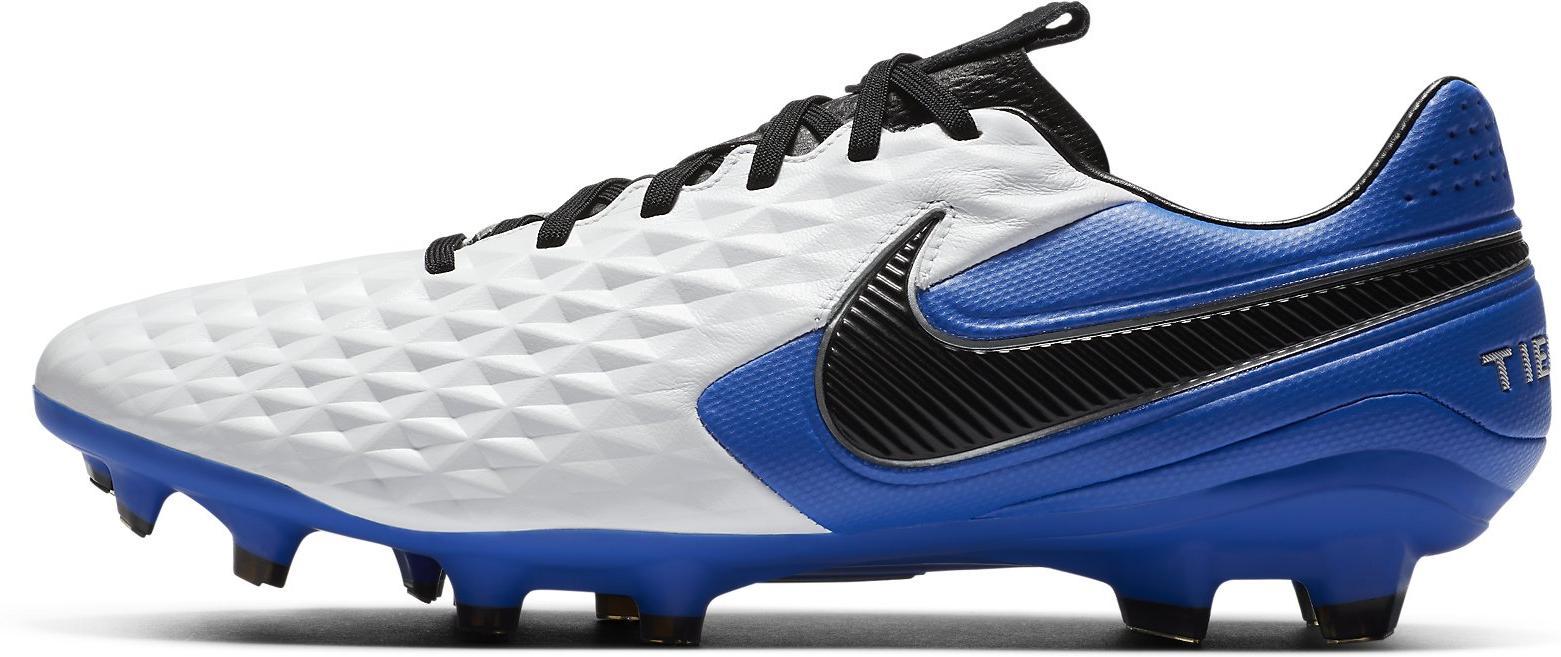 Kopačky Nike LEGEND 8 PRO FG bílá