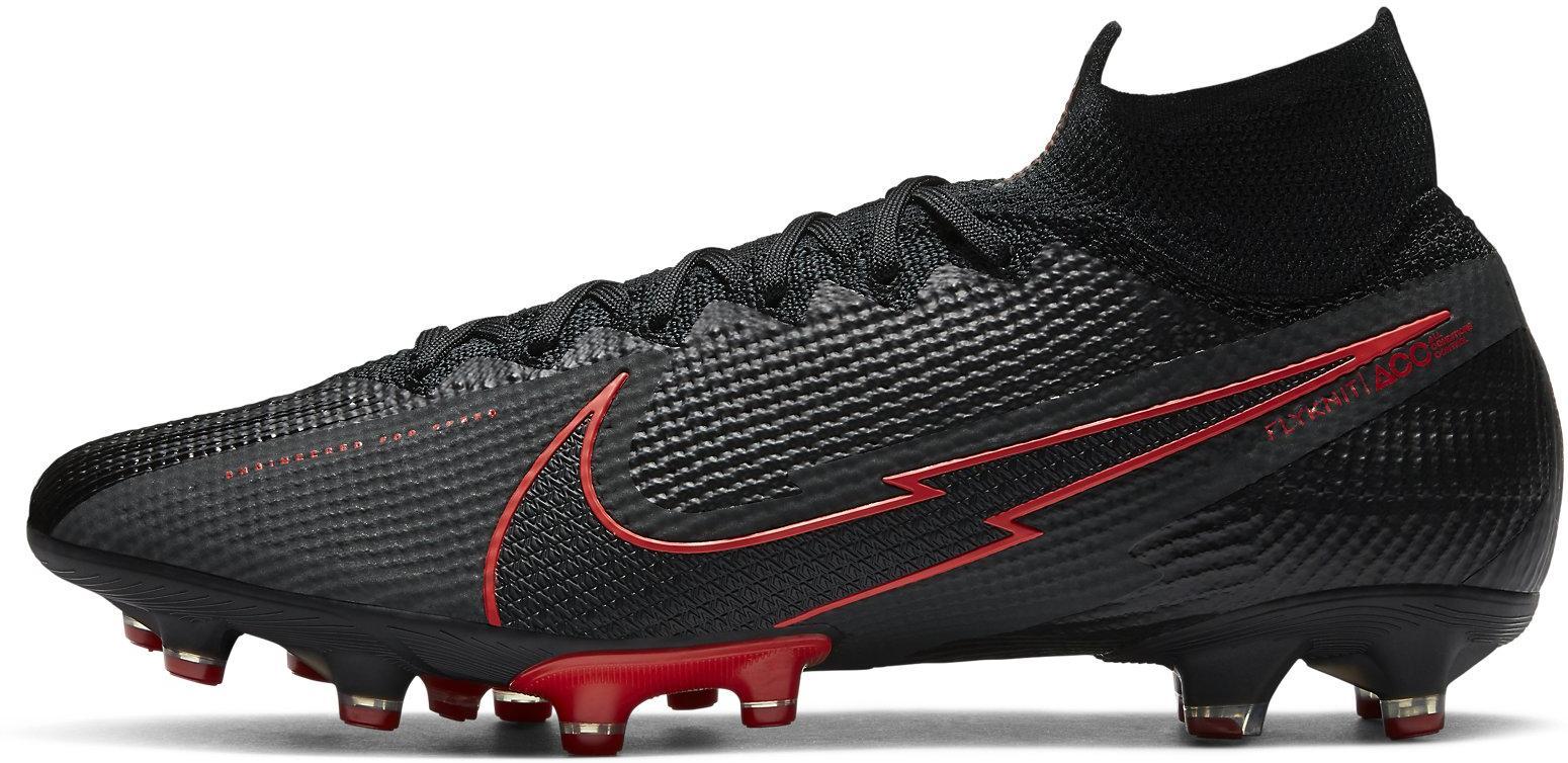 Kopačky Nike SUPERFLY 7 ELITE AG-PRO černá