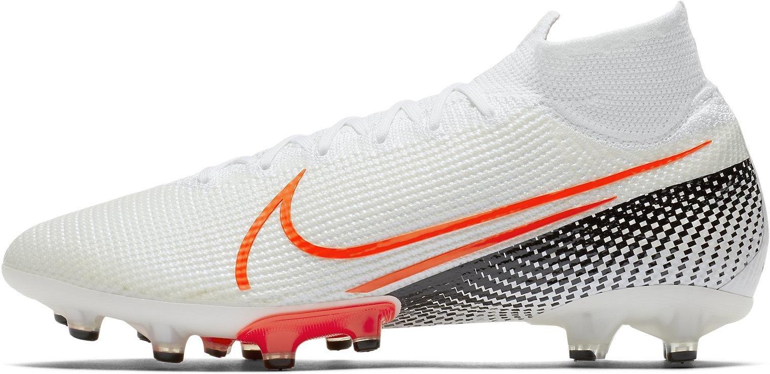 Kopačky Nike SUPERFLY 7 ELITE AG-PRO bílá