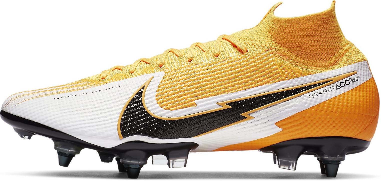 Kopačky Nike SUPERFLY 7 ELITE SG-PRO AC oranžová