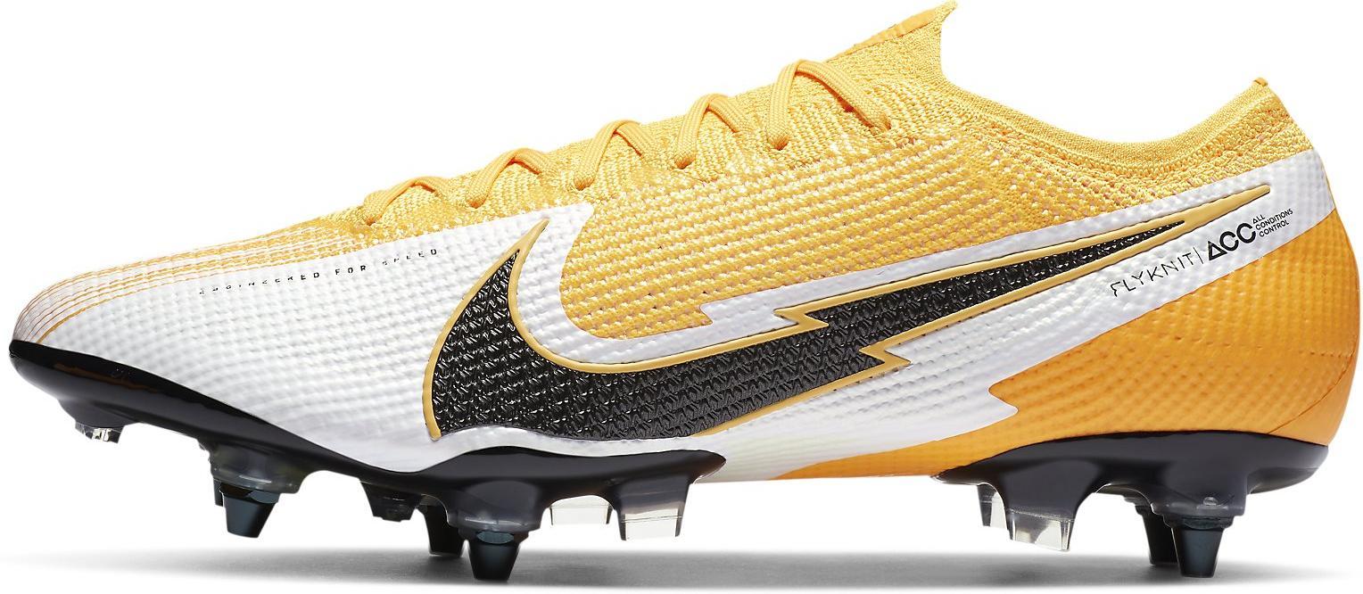 Kopačky Nike VAPOR 13 ELITE SG-PRO AC oranžová