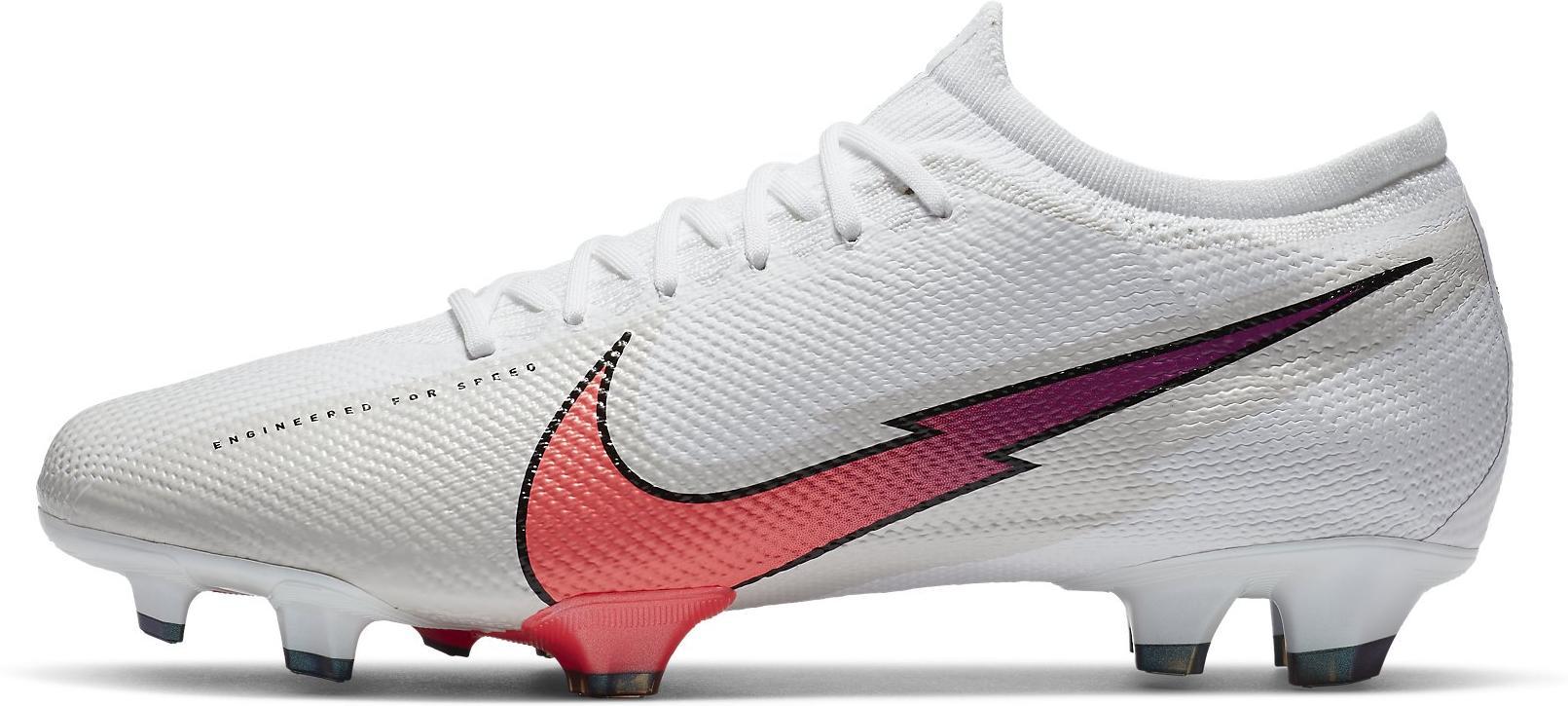 Kopačky Nike VAPOR 13 PRO FG bílá