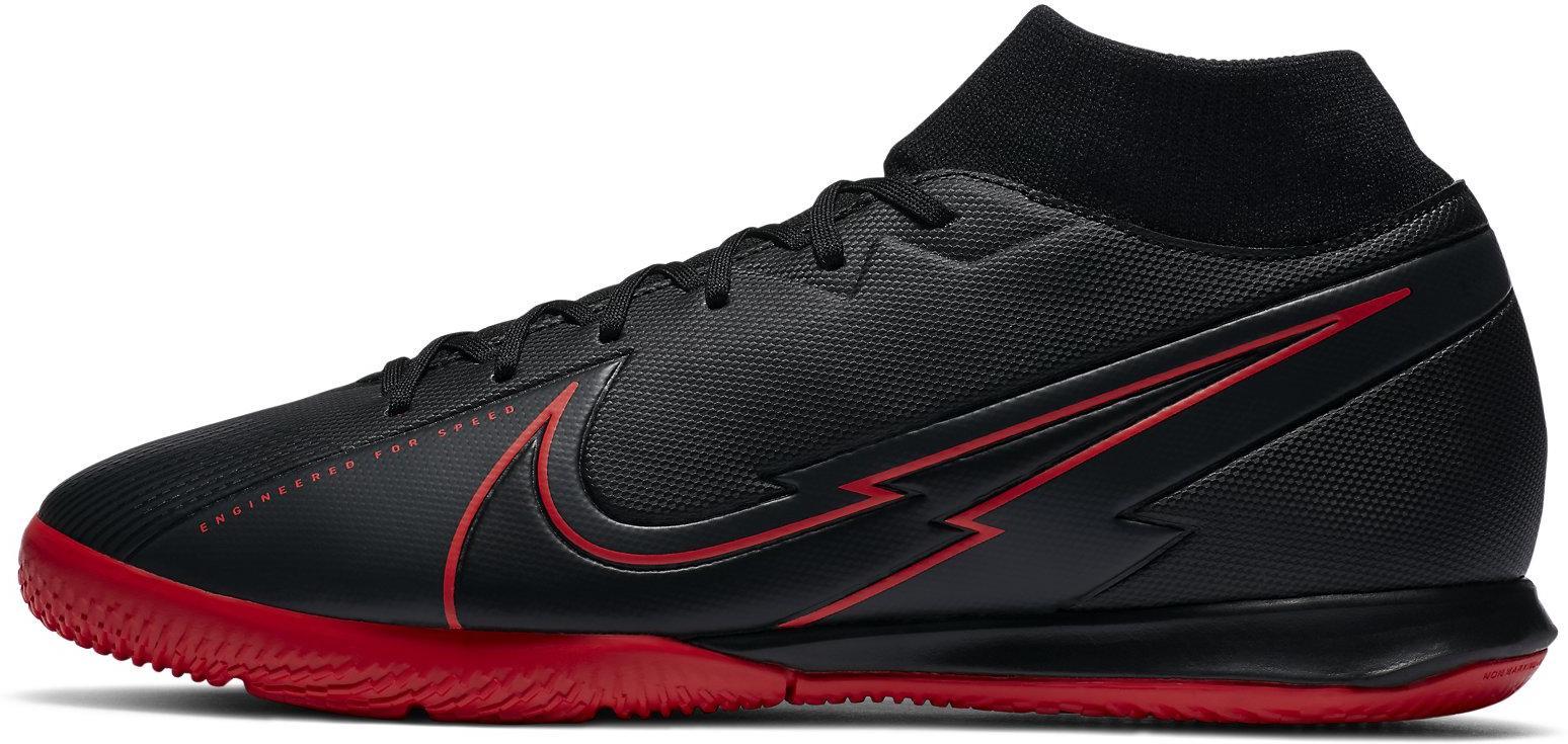 Sálovky Nike SUPERFLY 7 ACADEMY IC černá