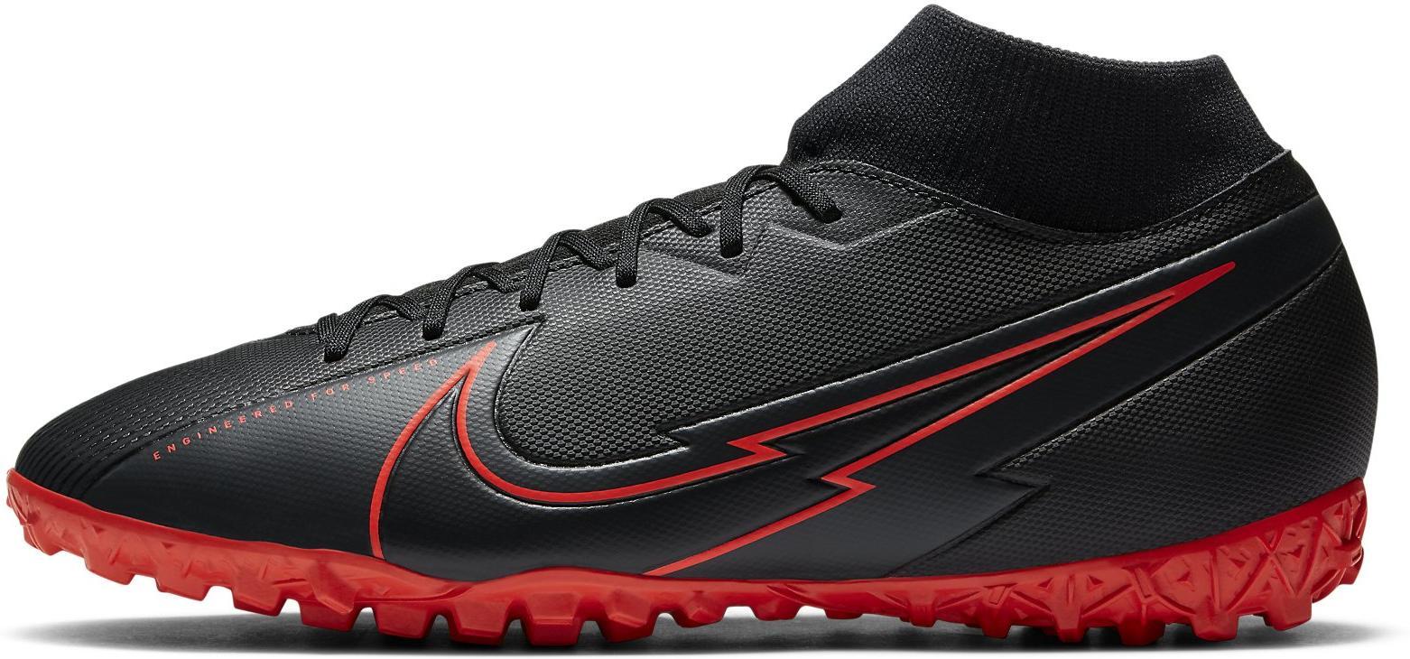 Kopačky Nike SUPERFLY 7 ACADEMY TF černá