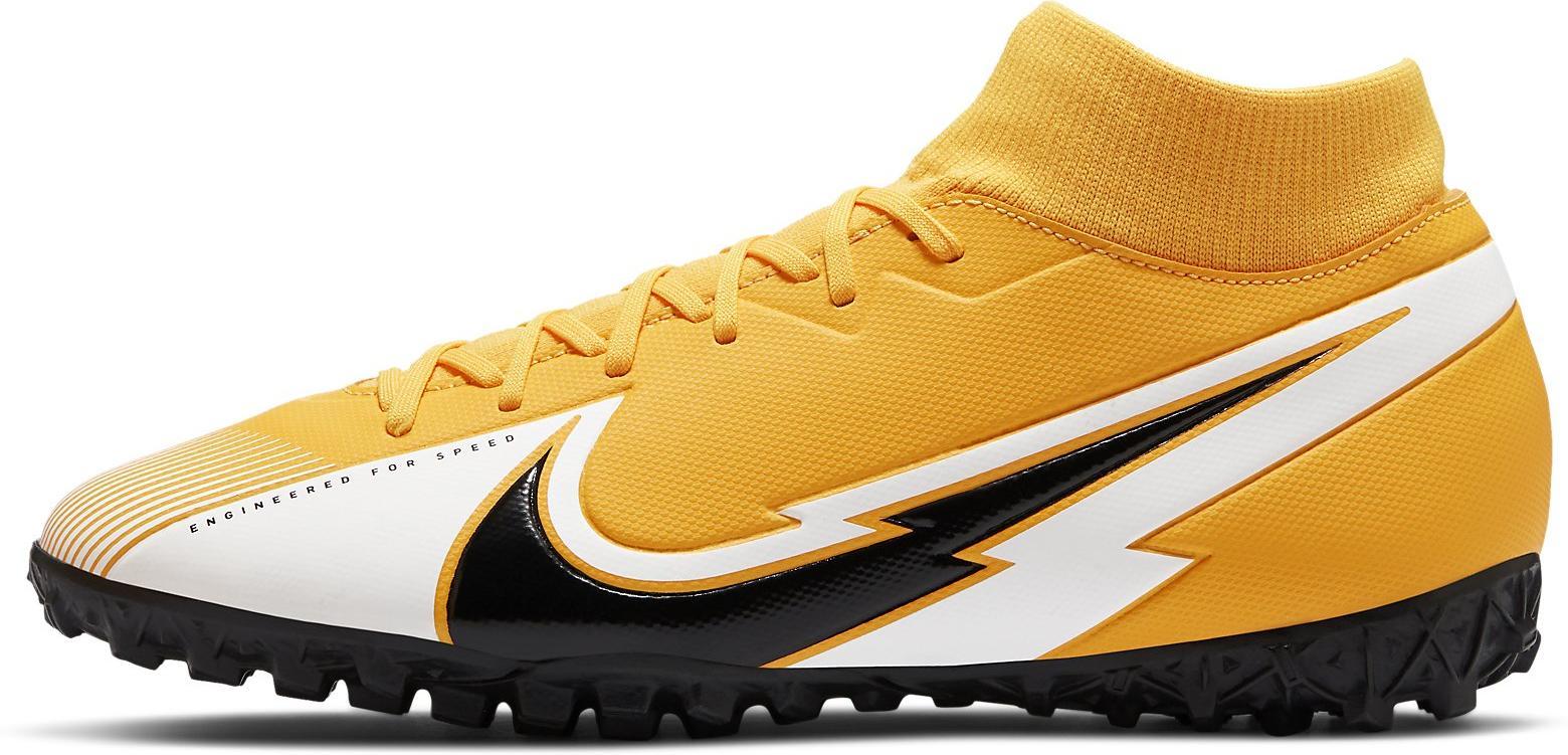 Kopačky Nike SUPERFLY 7 ACADEMY TF oranžová