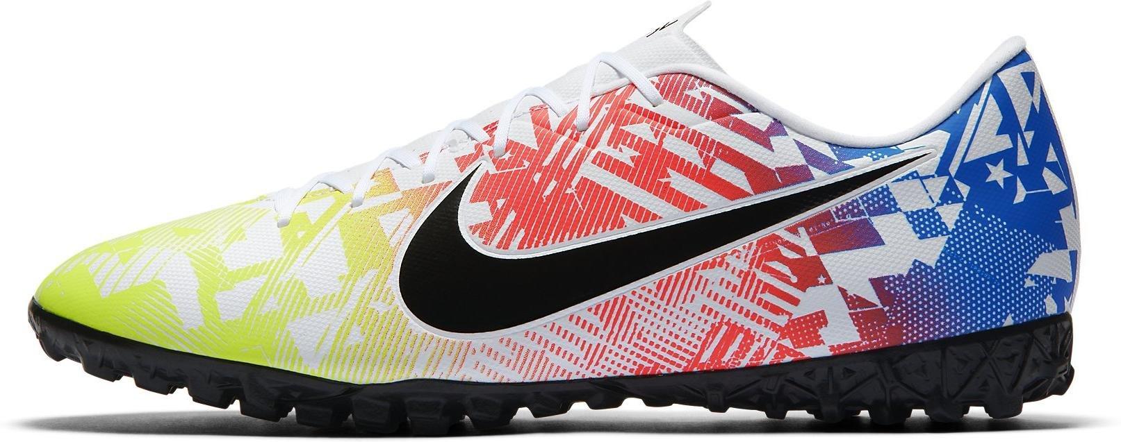 Kopačky Nike VAPOR 13 ACADEMY NJR TF bílá