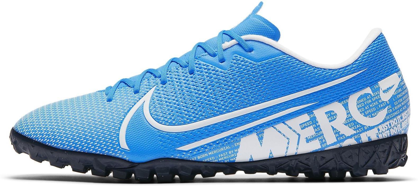 Kopačky Nike VAPOR 13 ACADEMY TF modrá