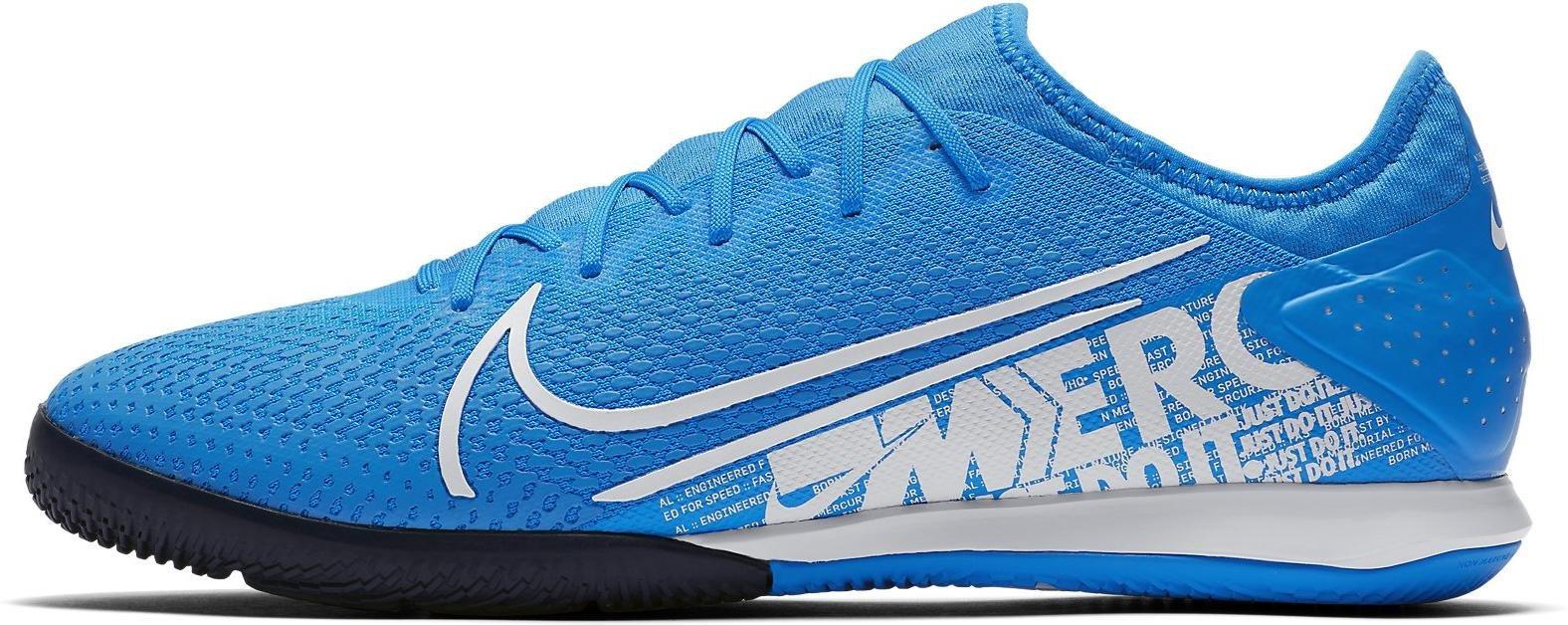 Sálovky Nike VAPOR 13 PRO IC modrá