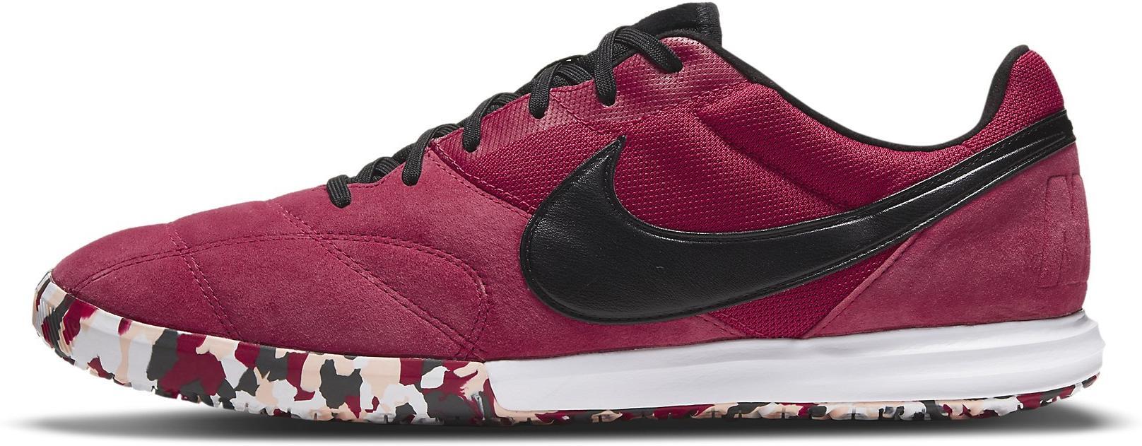Sálovky Nike THE  PREMIER II SALA vínová