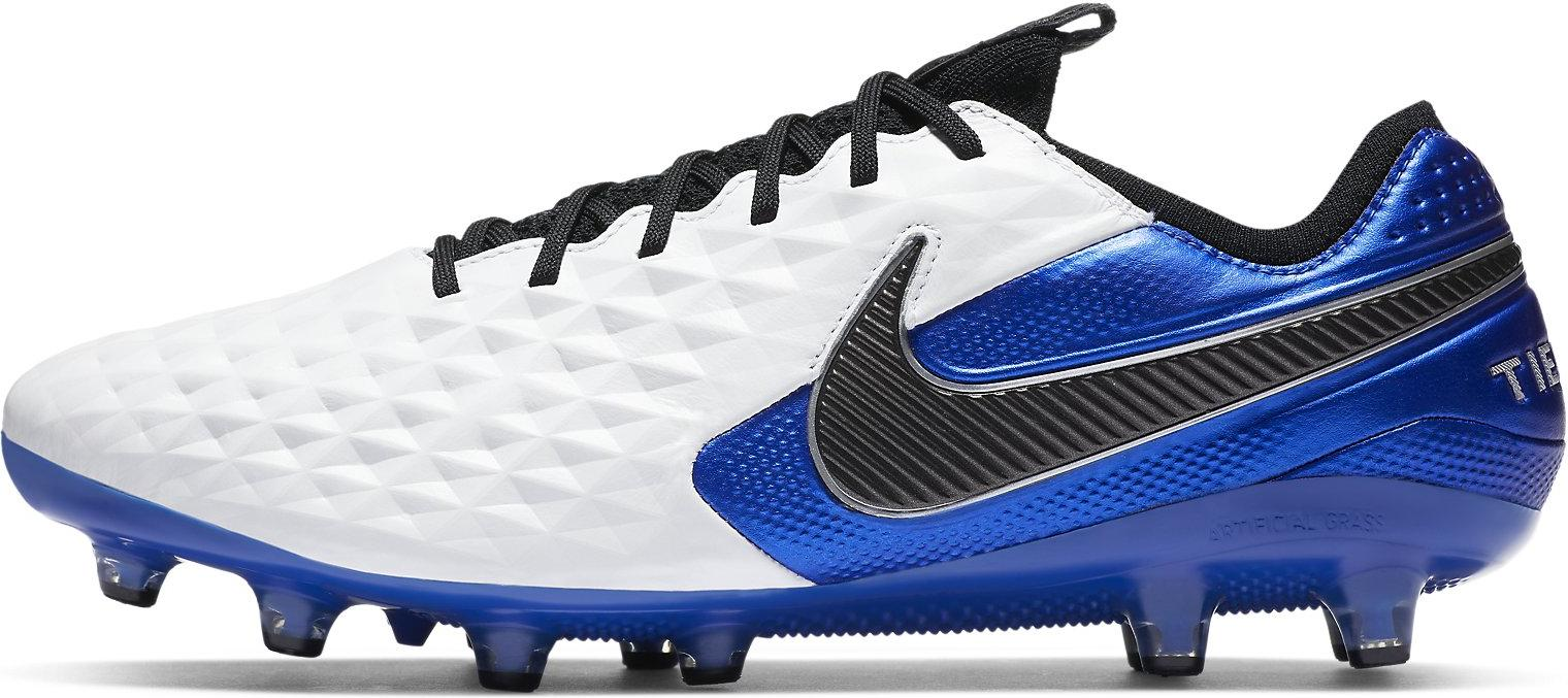 Kopačky Nike LEGEND 8 ELITE AG-PRO bílá