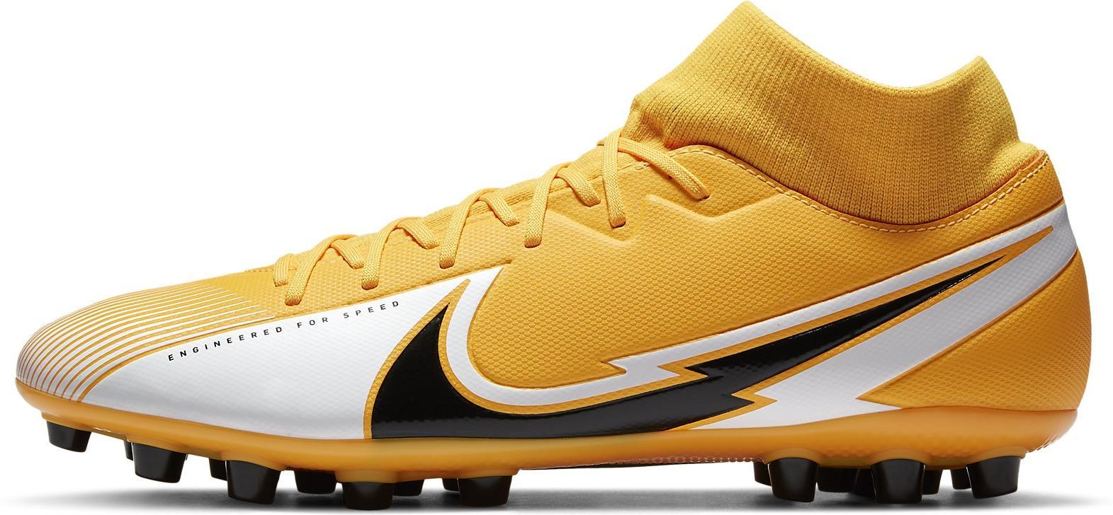 Kopačky Nike SUPERFLY 7 ACADEMY AG oranžová
