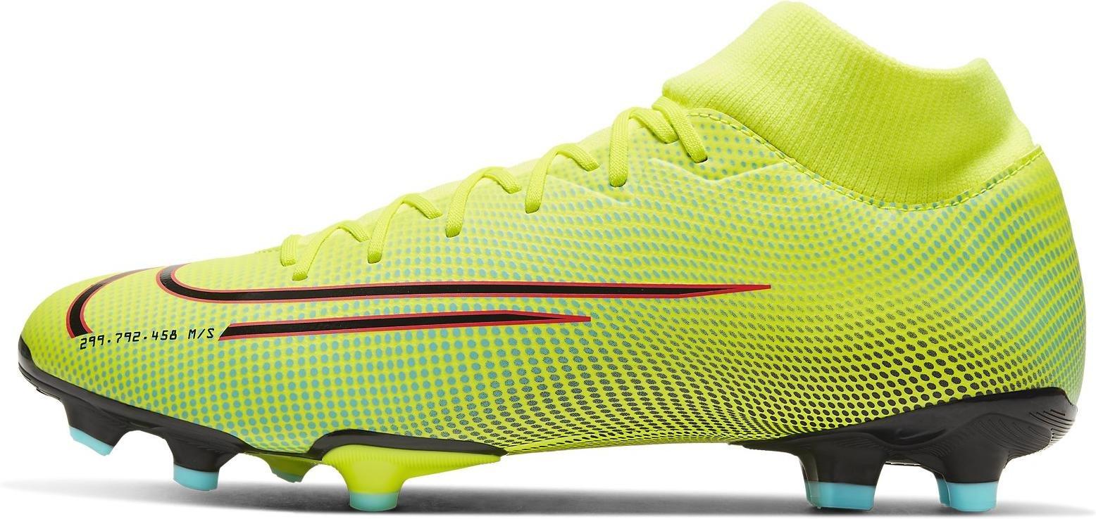 Kopačky Nike SUPERFLY 7 ACADEMY MDS FG/MG zelená