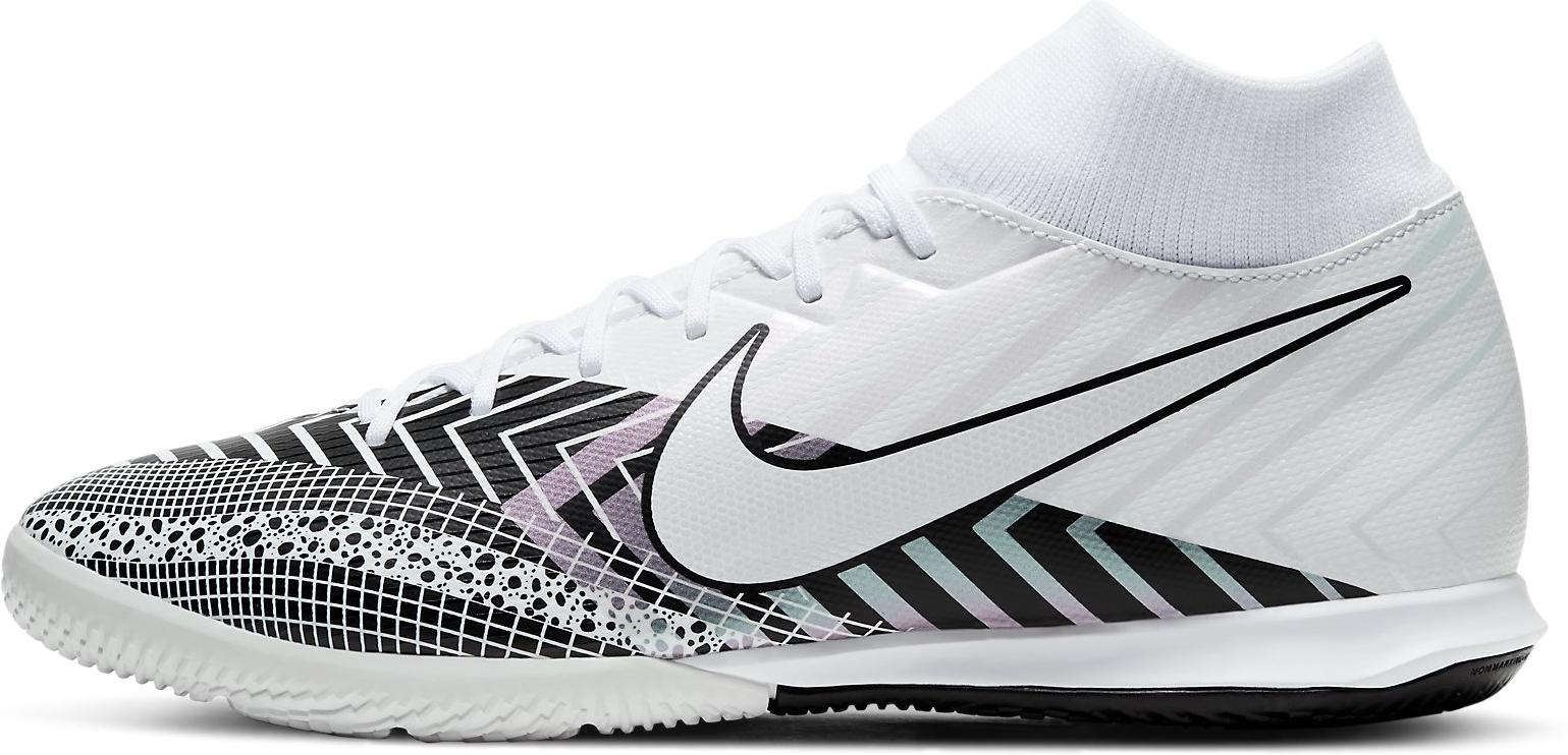 Sálovky Nike SUPERFLY 7 ACADEMY MDS IC bílá