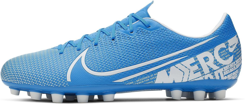 Kopačky Nike VAPOR 13 ACADEMY AG modrá