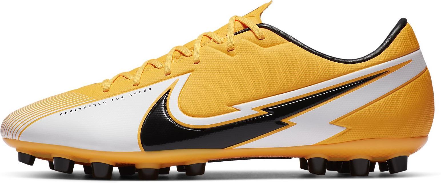 Kopačky Nike VAPOR 13 ACADEMY AG oranžová