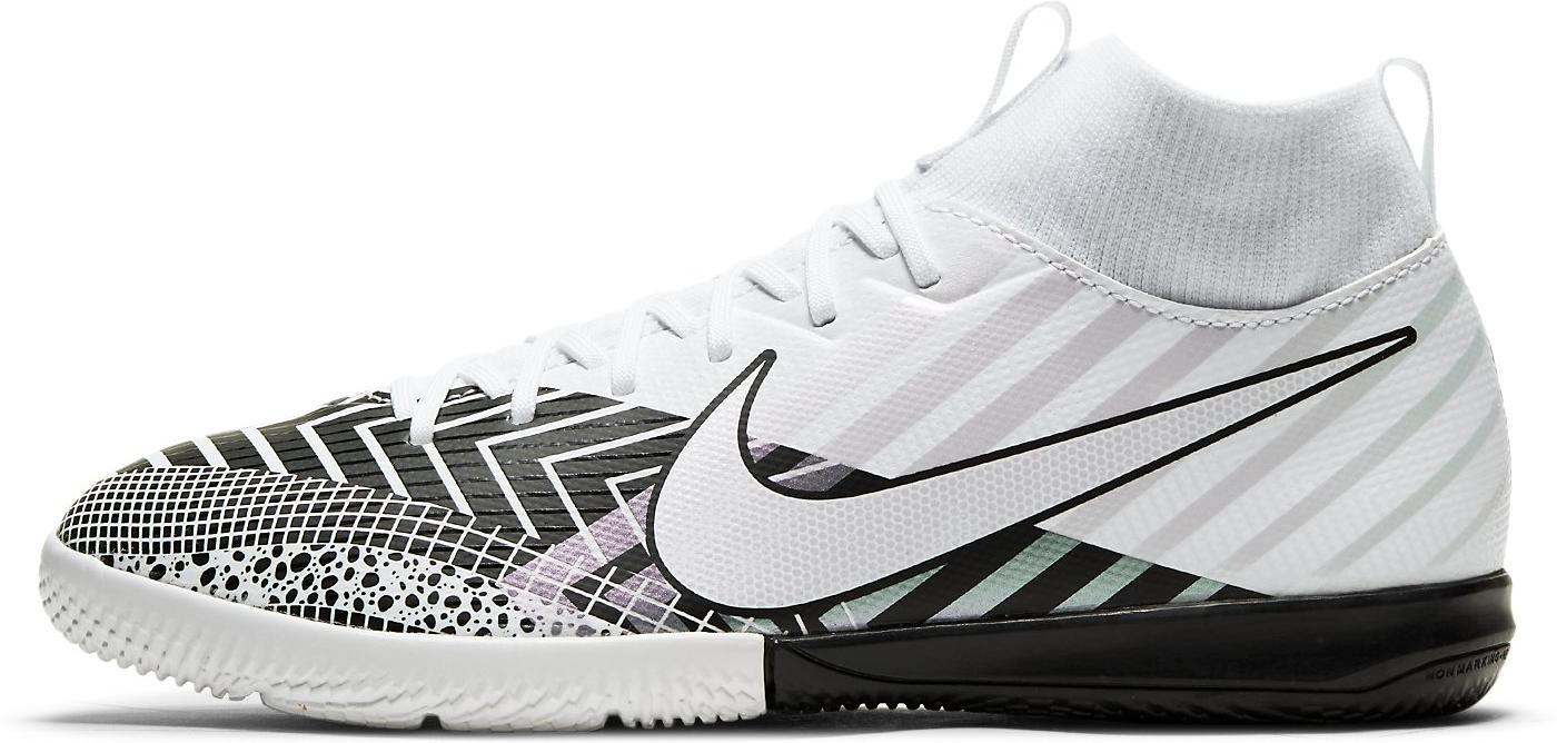 Sálovky Nike JR SUPERFLY 7 ACADEMY MDS IC bílá