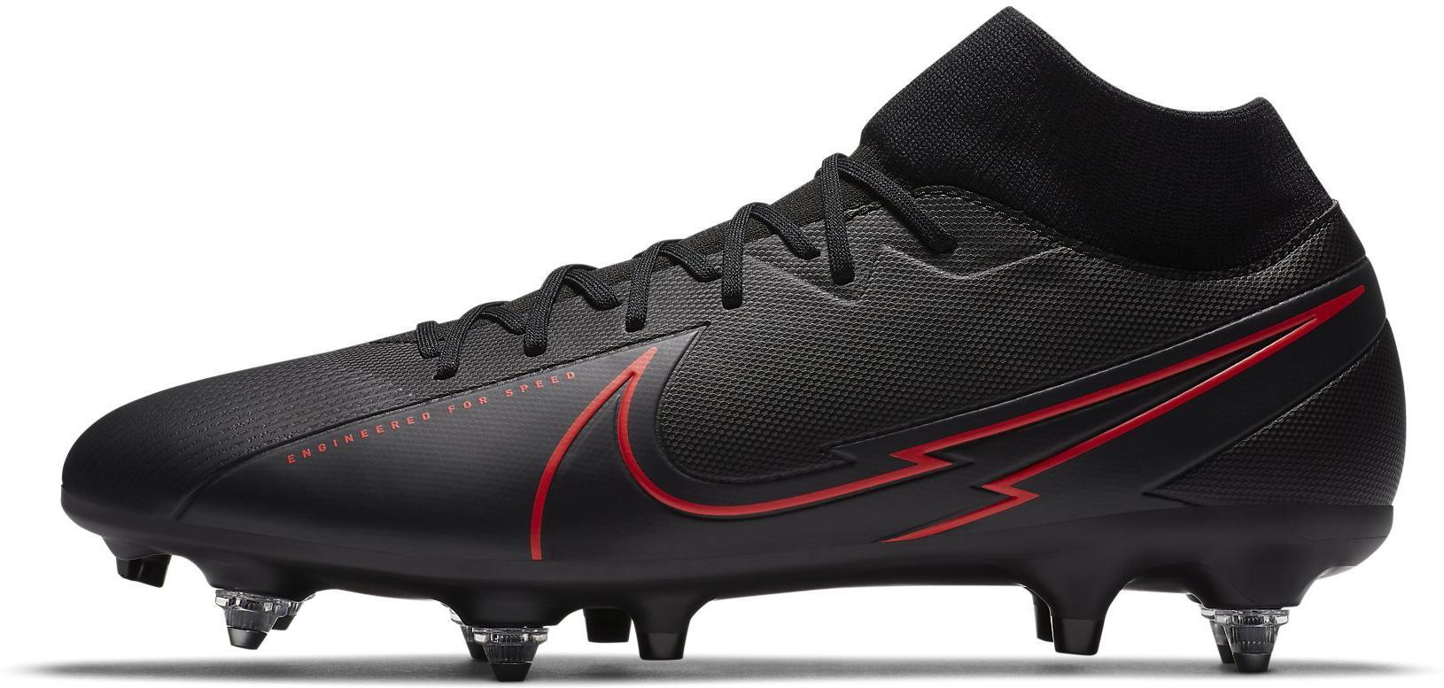 Kopačky Nike SUPERFLY 7 ACADEMY SG-PRO AC černá
