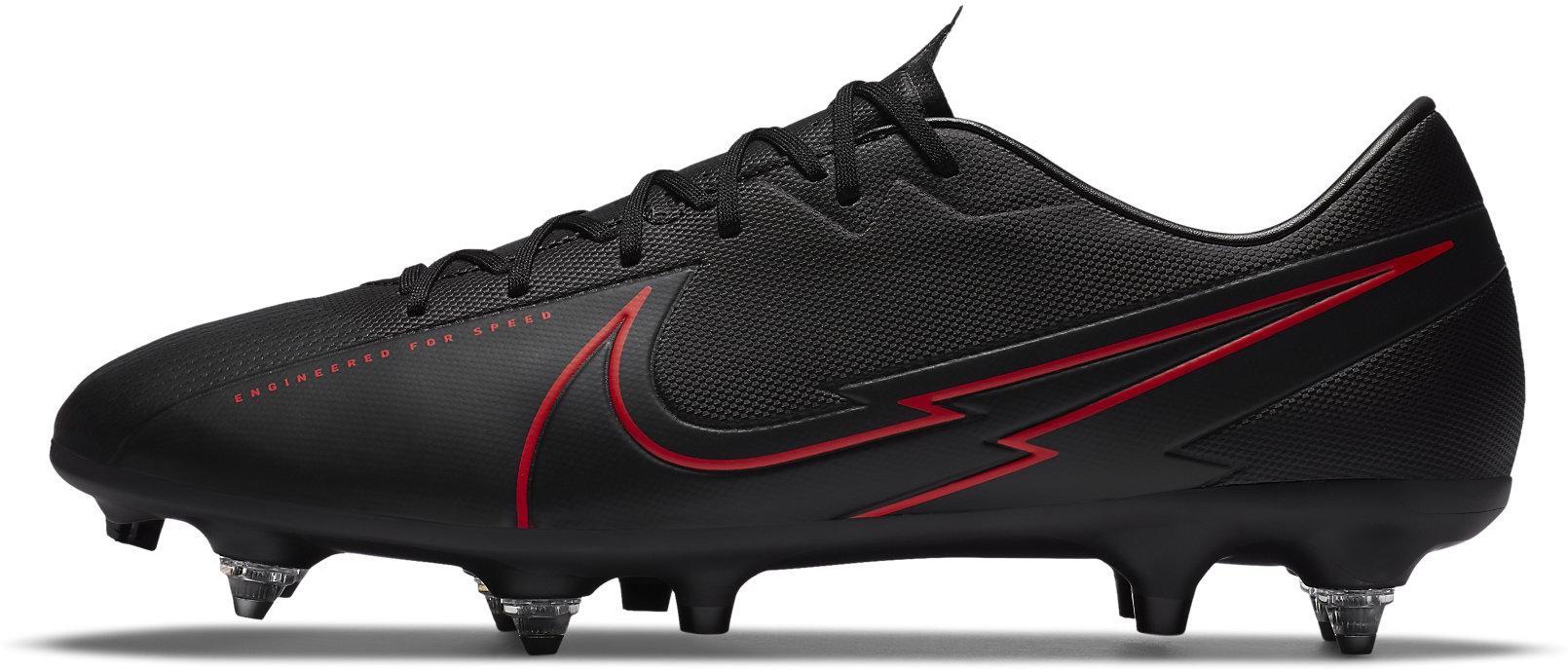 Kopačky Nike VAPOR 13 ACADEMY SG-PRO AC černá