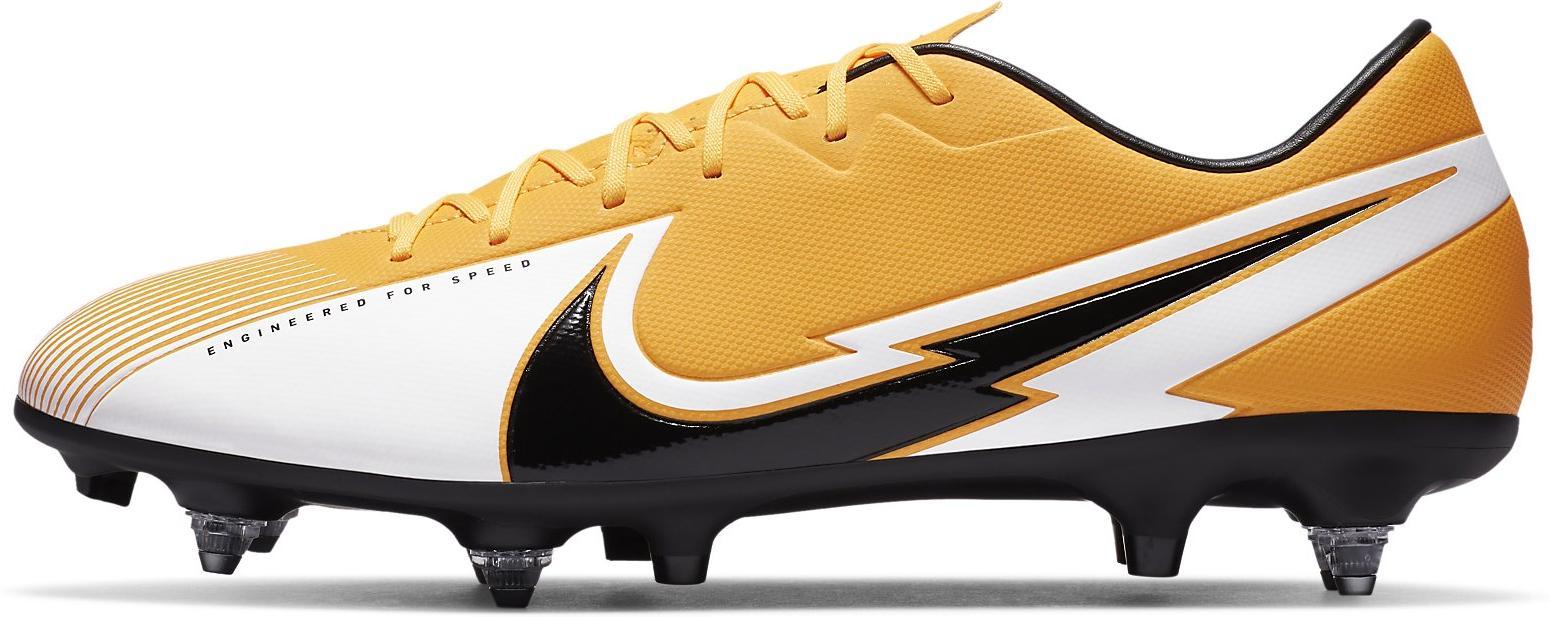 Kopačky Nike VAPOR 13 ACADEMY SG-PRO AC oranžová