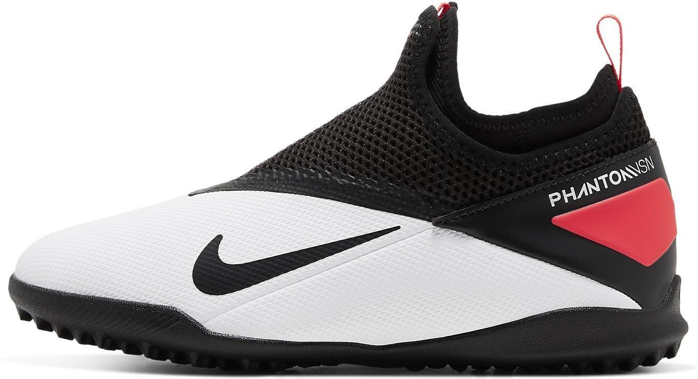 Kopačky Nike JR PHANTOM VSN 2 ACADEMY DF TF bílá