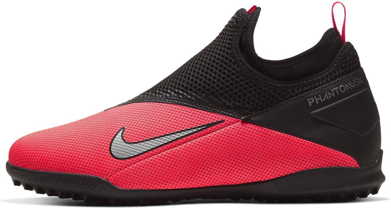 Kopačky Nike JR PHANTOM VSN 2 ACADEMY DF TF červená