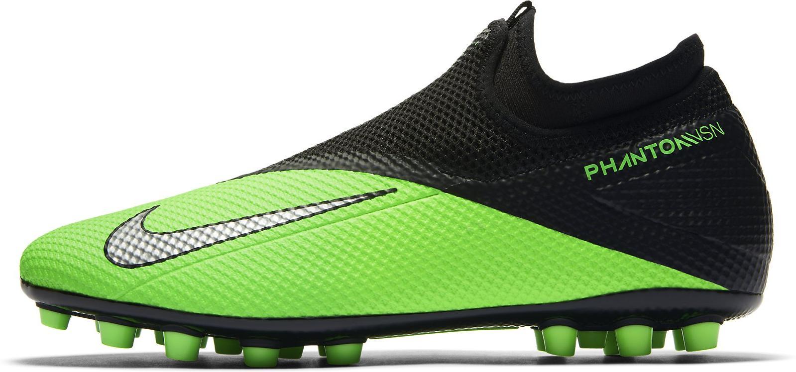 Kopačky Nike PHANTOM VSN 2 ACADEMY DF AG zelená
