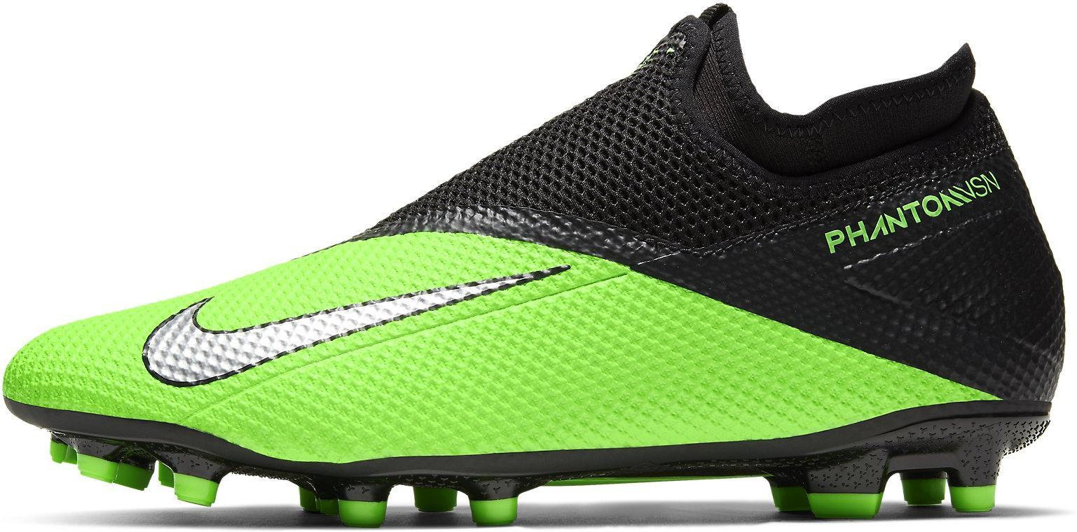 Kopačky Nike PHANTOM VSN 2 ACADEMY DF FG/MG zelená
