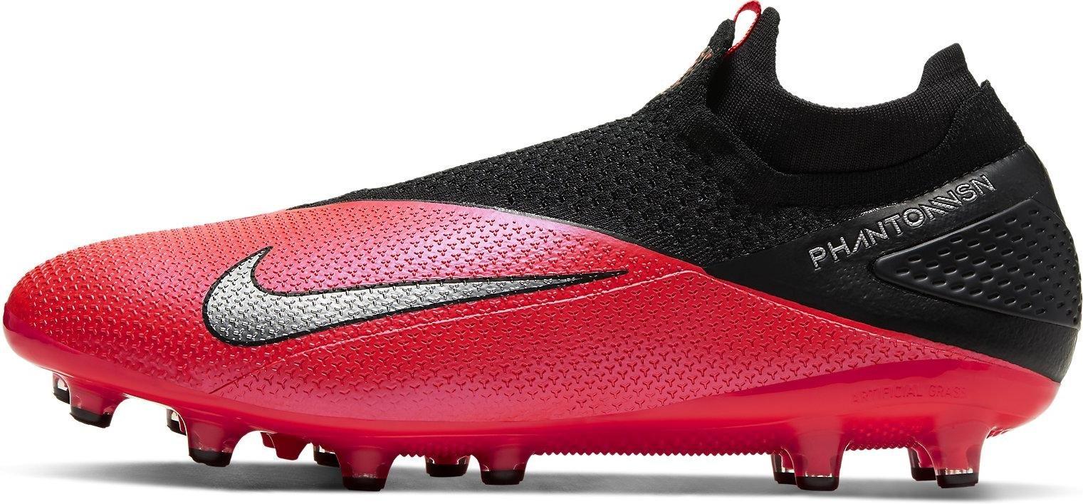 Kopačky Nike PHANTOM VSN 2 ELITE DF AG-PRO červená