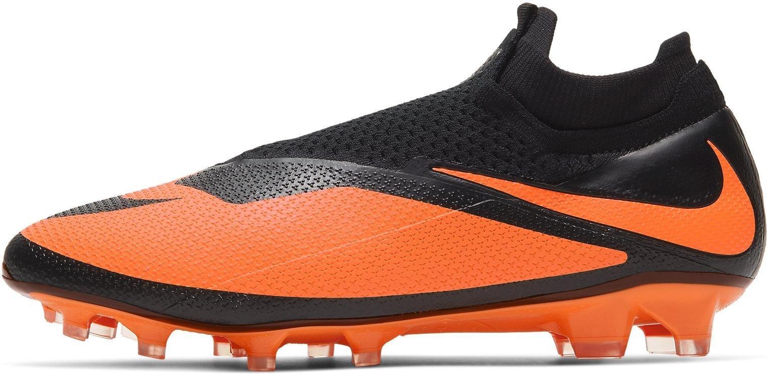 Kopačky Nike PHANTOM VSN 2 ELITE DF FG oranžová