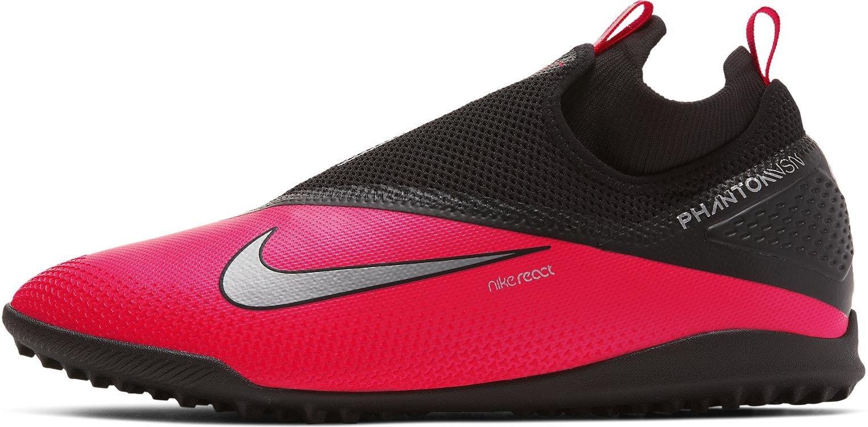 Kopačky Nike REACT PHANTOM VSN 2 PRO DF TF červená