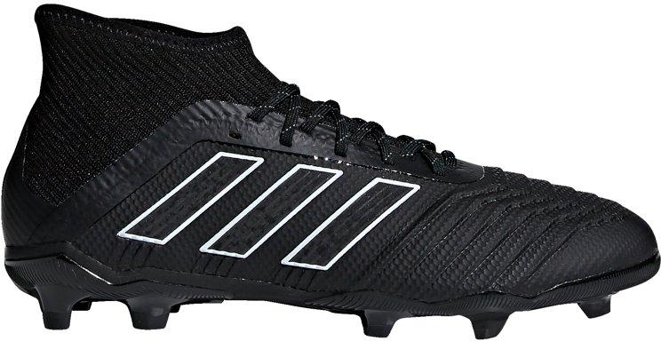 Kopačky adidas PREDATOR 18.1 FG J černá