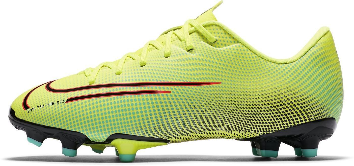Kopačky Nike JR VAPOR 13 ACADEMY MDS FG/MG zelená
