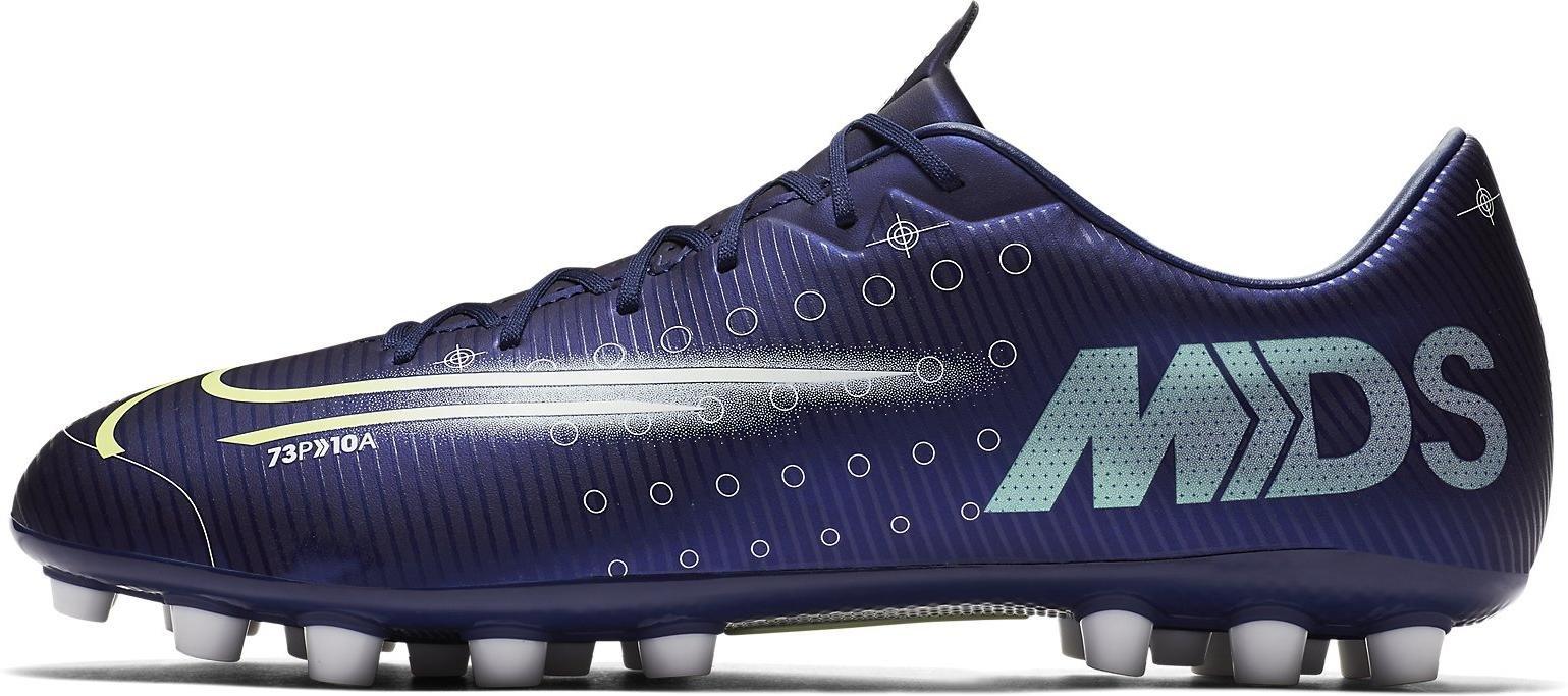 Kopačky Nike VAPOR 13 ACADEMY MDS AG modrá
