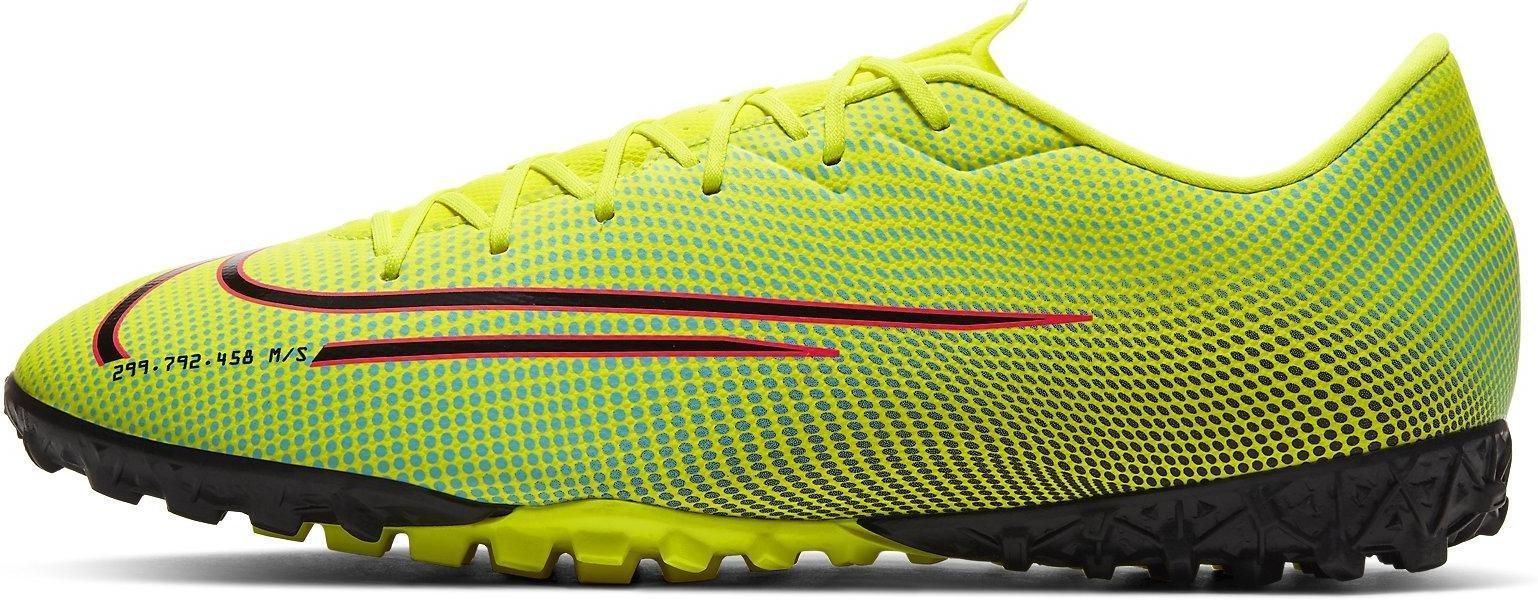 Kopačky Nike VAPOR 13 ACADEMY MDS TF zelená