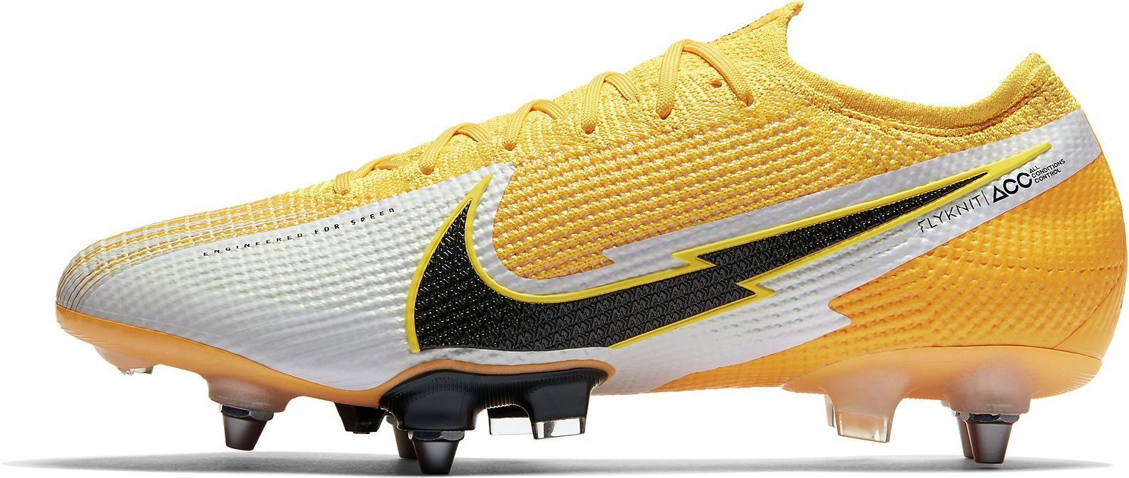 Kopačky Nike VAPOR 13 ELITE SG-PRO oranžová