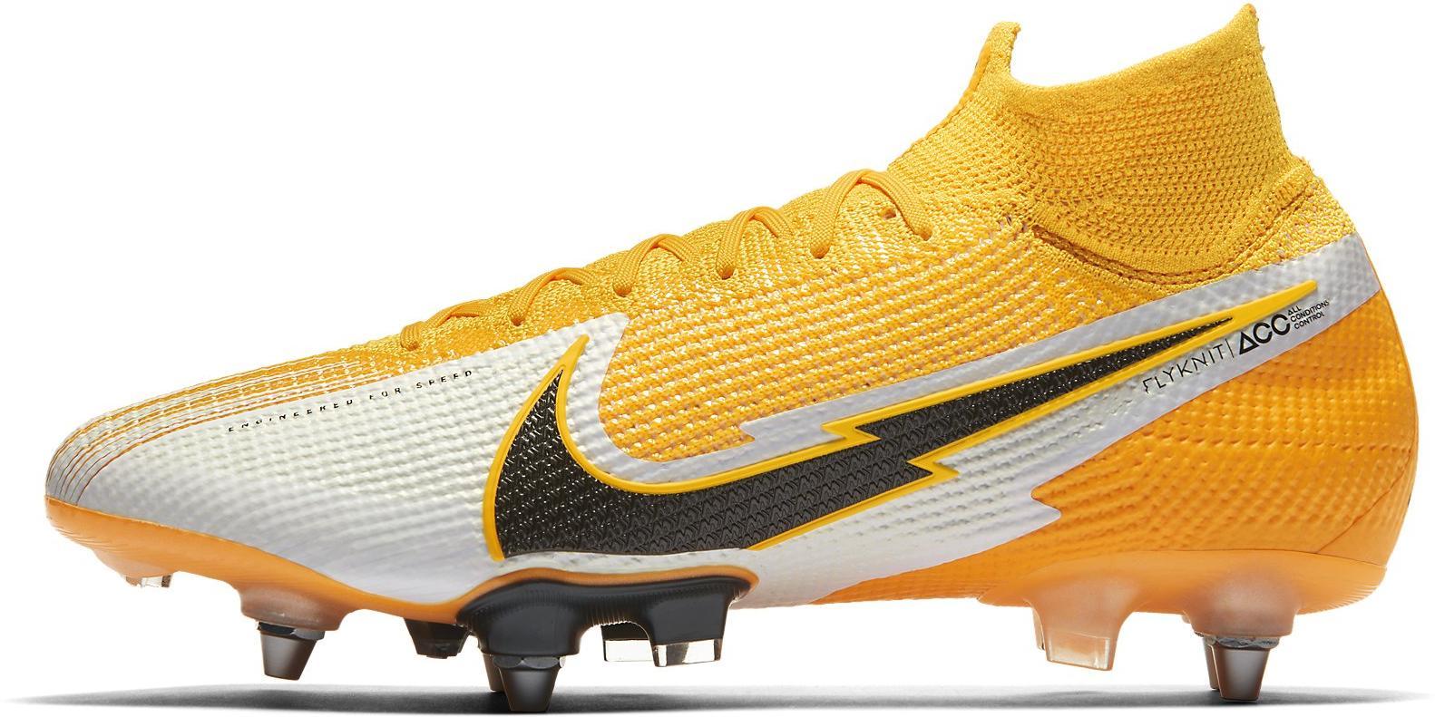Kopačky Nike SUPERFLY 7 ELITE SG-PRO oranžová