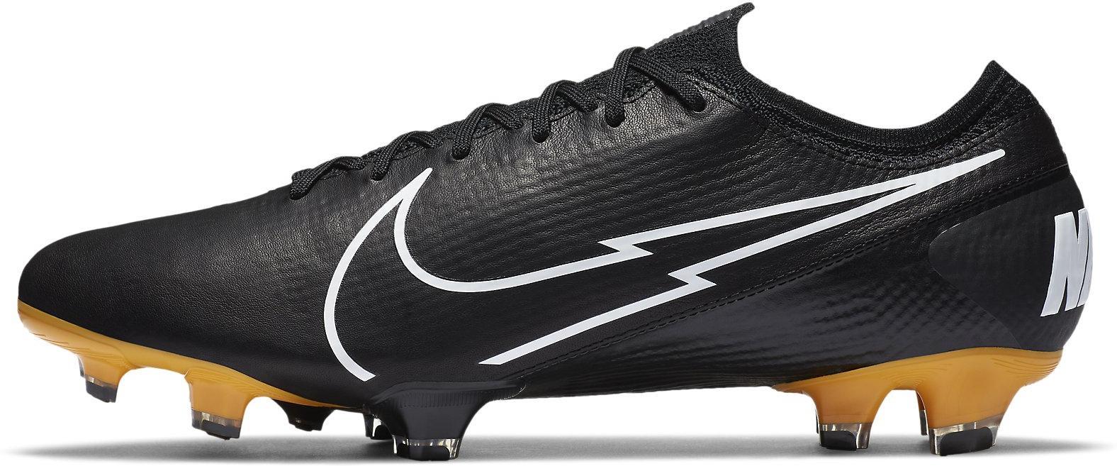 Kopačky Nike VAPOR 13 ELITE TC FG černá