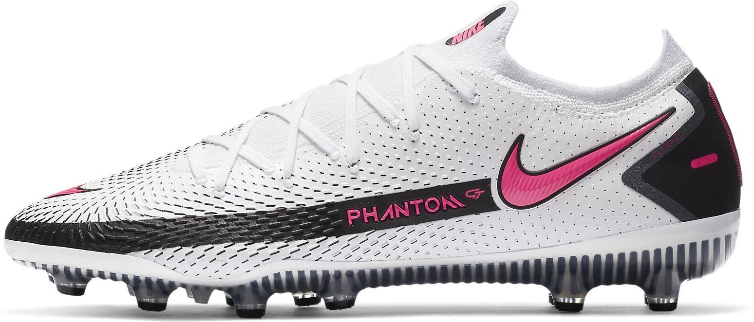 Kopačky Nike PHANTOM GT ELITE AG-PRO bílá