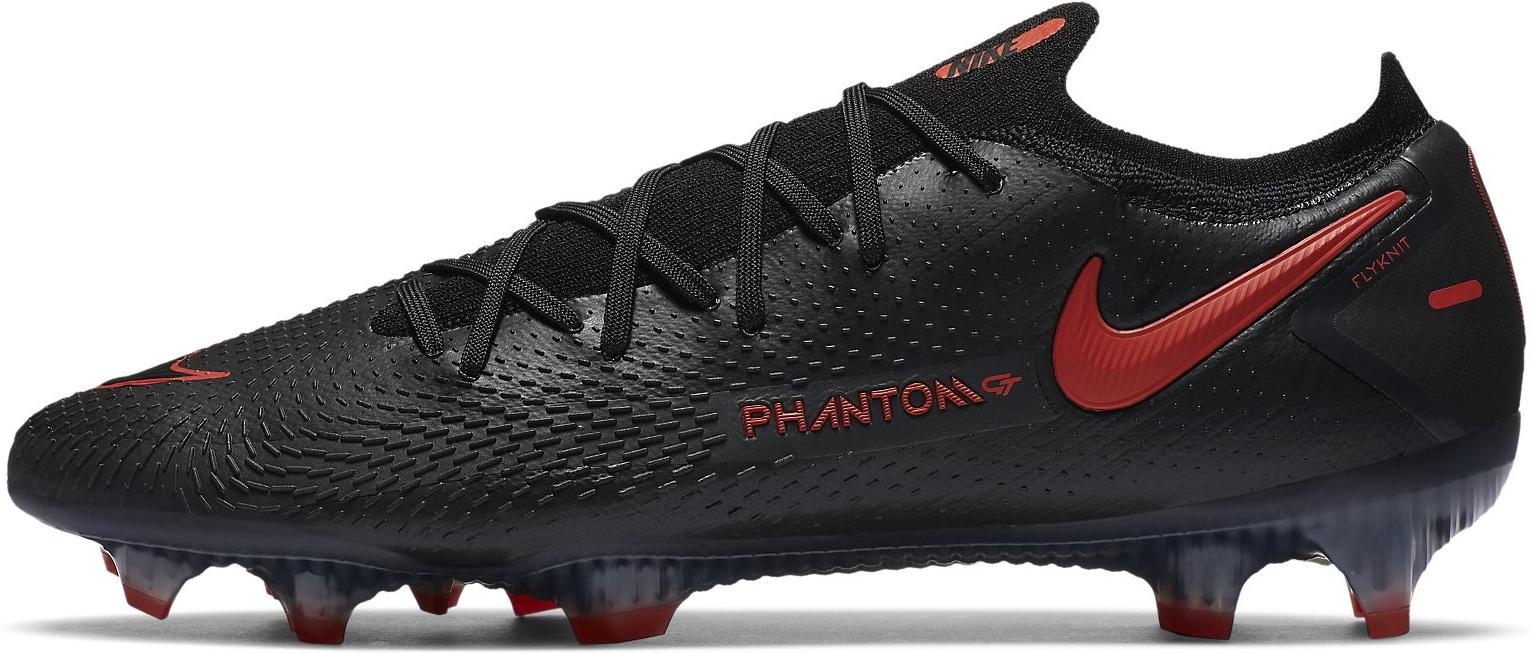Kopačky Nike PHANTOM GT ELITE FG černá